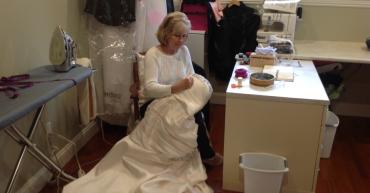 Irene-Sewing